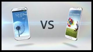 Galaxy S4 vs Galaxy S3 - 18 Reasons To Upgrade