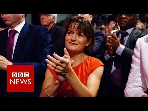 Tearful Labour official slams Jeremy Corbyn - BBC News