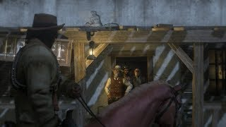 "Red Dead Redemption Mission 16 Hanging Bonnie MacFarlane ""Road to Red Dead Redemption 2"""