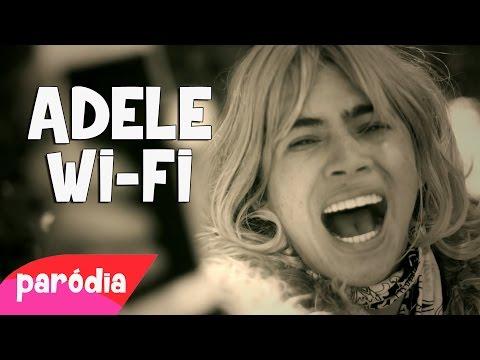 download lagu QUAL É A SENHA DO WIFI - Paródia Adele gratis