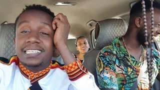 Funny Scene JTV Ethiopian host Endalk With Famous Ethiopian singer Asgie