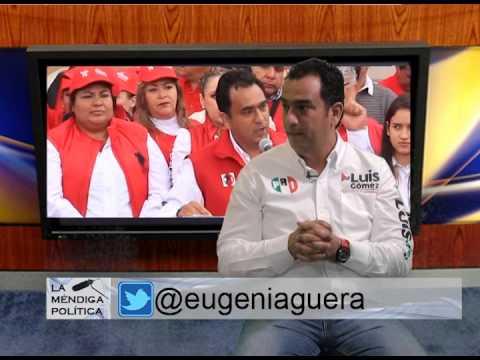 Vamos por el cambio en Tlajomulco: Luis Gómez del PRI