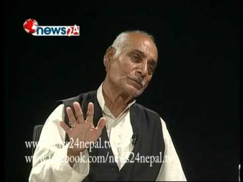 Real Face with Prem Baniya, Guest : Mohan Chandra Adhikari