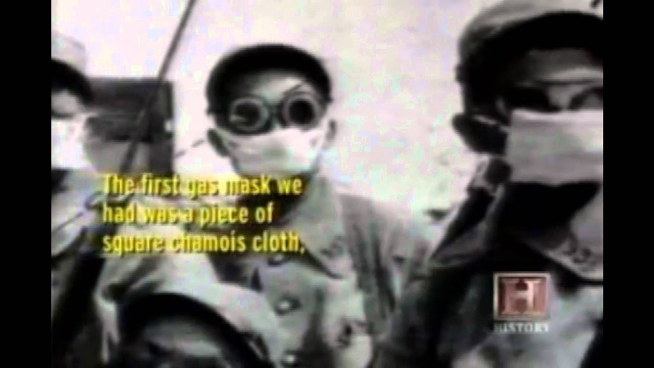 world war i chemical warfare A brief history of chemical warfare american soldiers during world war i stage a photo illustrating the ill effects but chemical weapons evoke a strong.