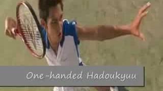 Vídeo 188 de The Prince of Tennis