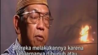 Gus Dur,  PKI Hanya akal akalan Suharto