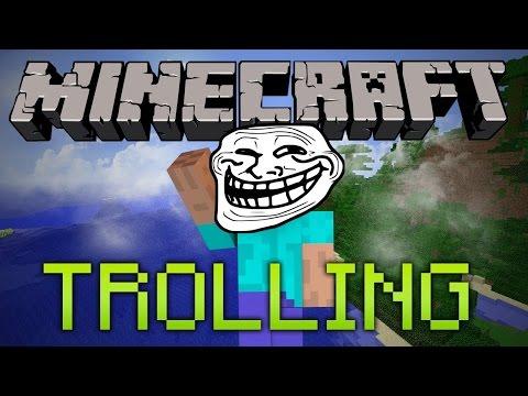 Minecraft: Trolling Little Kids Lava TNT Funny Moments