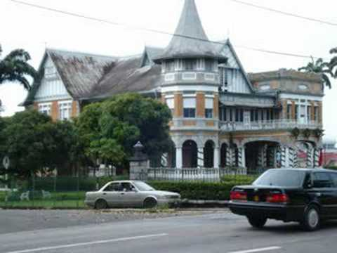 Caribbean Islands: Trinidad & Tobago Part I: Port of  Spain