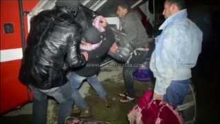مصر العربية | هروب المصريين العالقين بليبيا الى تونس