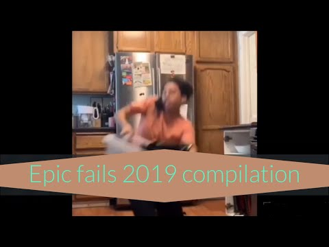 Funny fails of the year 2019 (so far)