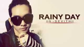 Rainy Day || G Devith || Khmer original song 2015