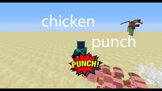 Chicken punch!