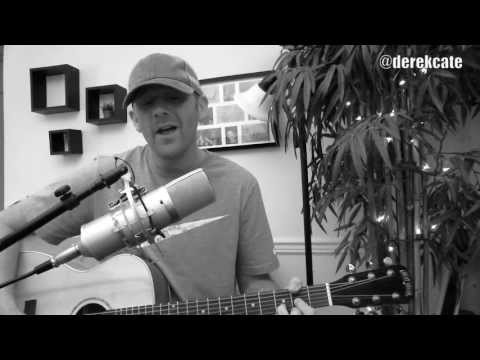 Passenger - Let her go (Acoustic cover by Derek Cate)