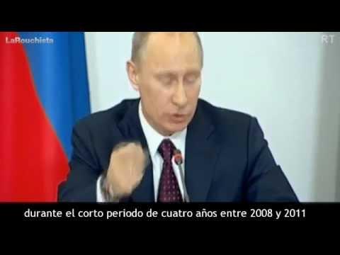 Advertencia de Vladimir Putin al Imperio Brit ánico y la OTAN