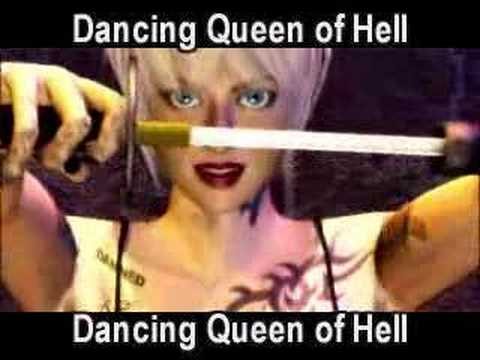 Dancing Queen of Hell - Virtual Girl Animation