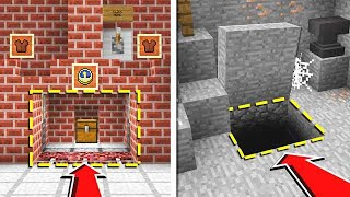 25 EASY REDSTONE CREATIONS YOU DIDN'T KNOW YOU COULD BUILD!