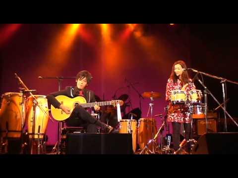 IRVING KOJI CABADILLA y MICHIKO OTA CARACOL【STRUNZ AND FARAH】