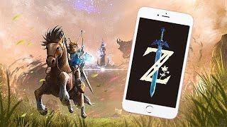Zelda Is Coming to the iPhone!