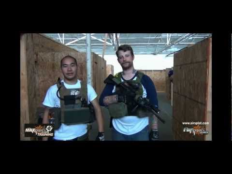MaxSplat Training - Airsoft CQB Series Pt 2 - Room Clearing  EP 12 Image 1