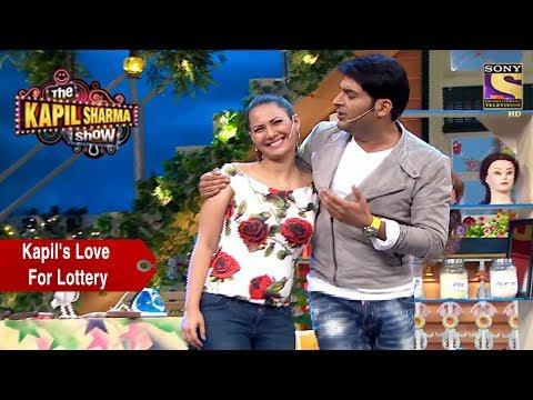 Kapil Confesses His Love For Lottery - The Kapil Sharma Show thumbnail