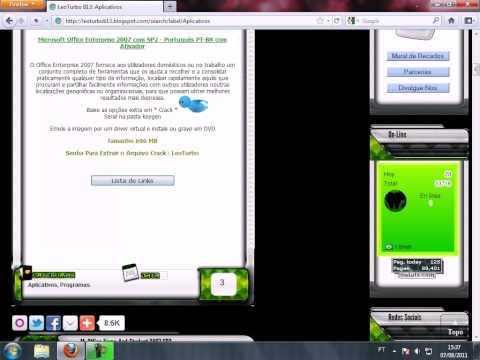 Microsoft Office Enterprise 2007 com SP2 - PT-BR+Ativador