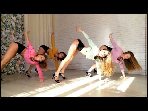 Strip dance choreo by Lili Nikolayeva/J.Cole ft. K.Lamar - Forbidden Fruit (HUCCI Remix)