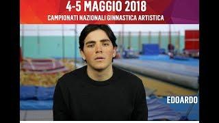 Edoardo, Fondazione Ricerca Fibrosi Cistica - Campionati Serie A e B GAM/GAF 2018