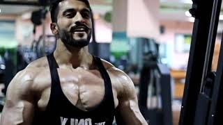 FST-7 | The NAK Fitness | Chest workout