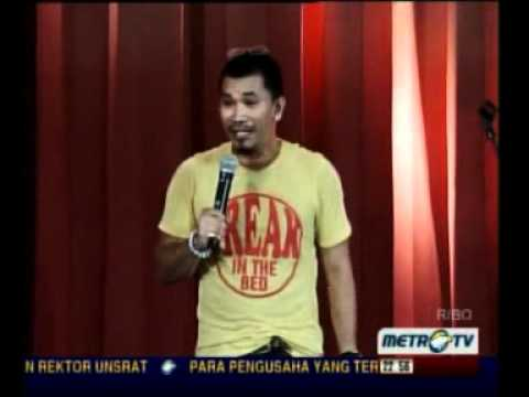 Stand Up Comedy - Mongol 2 Mei 2012