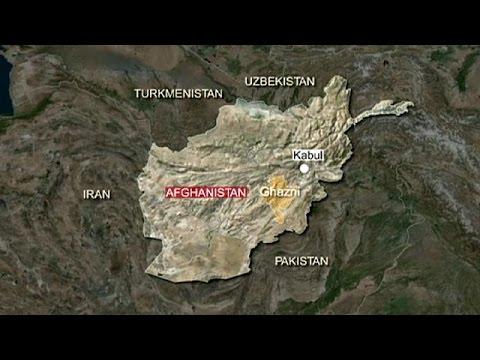 Afghanistan : 50 morts dans une collision entre deux bus et un camion-citerne