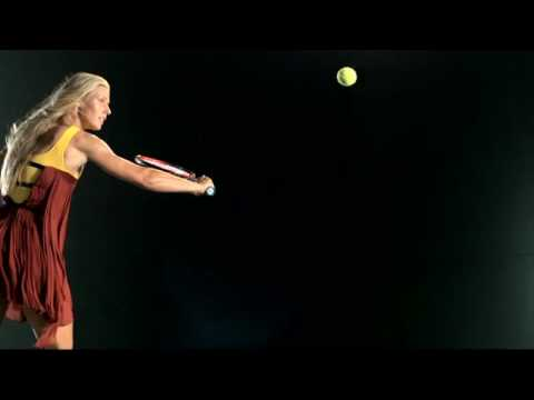 The Beauty of the Power Game - Elena Dementieva Video
