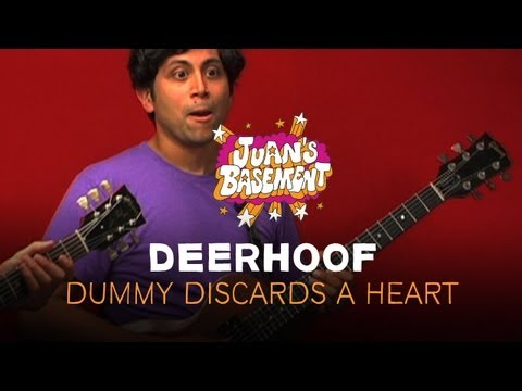 Deerhoof - Dummy Discards A Heart - Juan's Basement