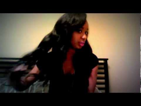 aliexpress MS. LULA  virgin brazilian body wave hair review