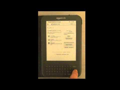 Kindle 3G gratis en España. Ademas ahora lo puedes conseguir gratis con Serviline