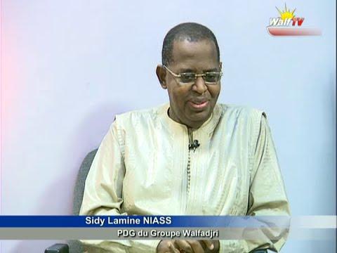 L'analyse de Sidy Lamine Niass sur le proces de Karim Wade