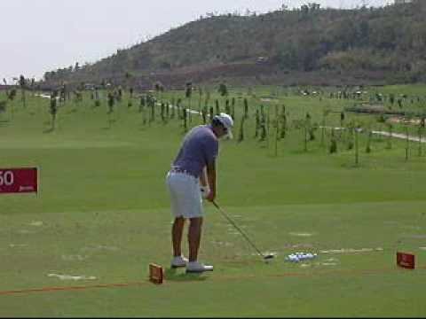 Yani Tseng on Driving range PTT Honda LPGA Thailand 2009.wmv Video