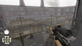 Call of Duty 2 Stalingrad Sniper Mission