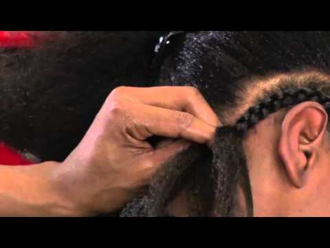 Video Instruction Clip On Hair Extensions 54