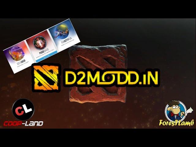 Новые интересные моды для Dota 2, привнесем разнообразия и вспомним моды Warcraft 3