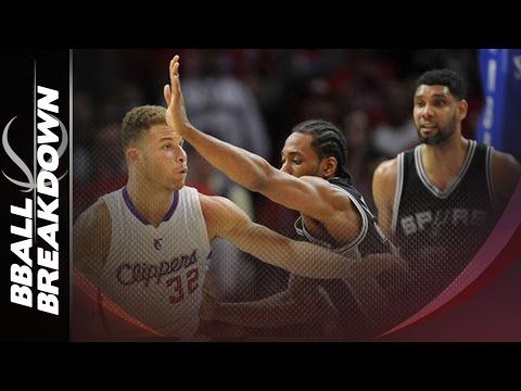 How Kawhi Leonard Has Led The Spurs To An All Time Great Defense