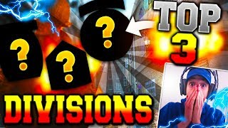 "MOST OVERPOWERED ""DIVISIONS"" in COD WW2 MULTIPLAYER! TOP 3 BEST DIVISIONS IN WW2! COD WW2 TIPS!"