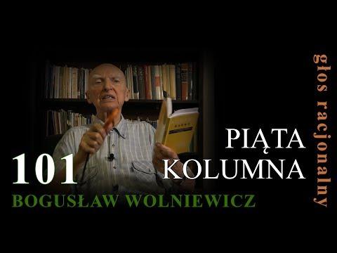 Bogusław Wolniewicz 101 PIĄTA KOLUMNA