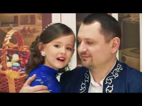 Павло і Галинка Багани - Тато і доня