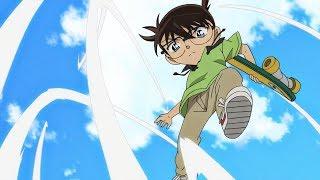 ?AMV?Skateboarding Montage (Detective Conan)