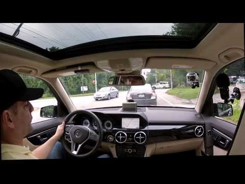 2013 Mercedes-Benz GLK250 BlueTec - Test Drive - Driving Review - MB Diesel
