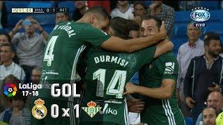 download lagu Gol - Real Madrid 0 X 1 Betis - gratis