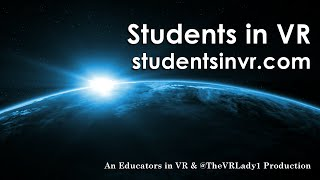 Homeschooling in a Virtual World - Students in VR
