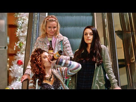 'A Bad Moms Christmas' Official Red Band Trailer (2017)