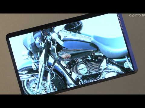 "OrtusTech  4.8"" Full HD 3D Display Surpassing Human Vision #DigInfo"