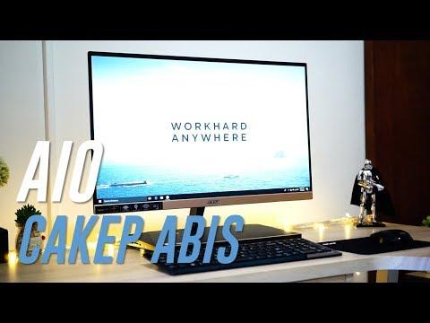 AIO PC Berbezel TIPIS!! - Review Acer Aspire S24!